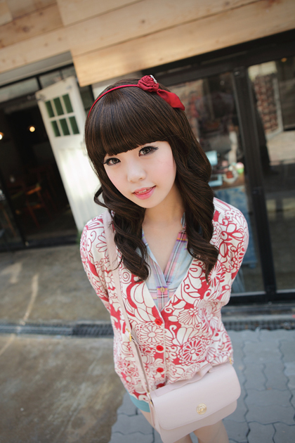 Beautiful Korean Girl, So Cute In Her Style Page - Milmon Sexy Picpost-4497