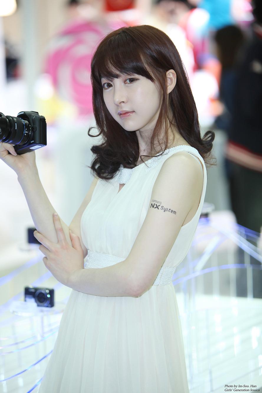Cute Asian Girl: Lee Ga Na - BIMOS 2012